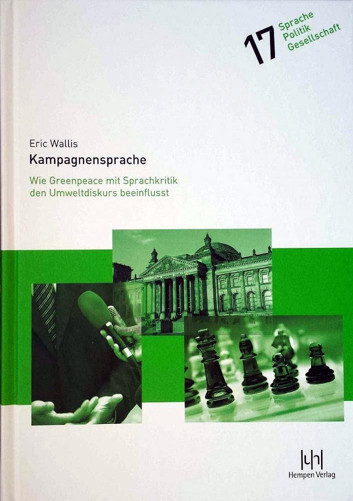 Cover des Buchs Kampagnensprache
